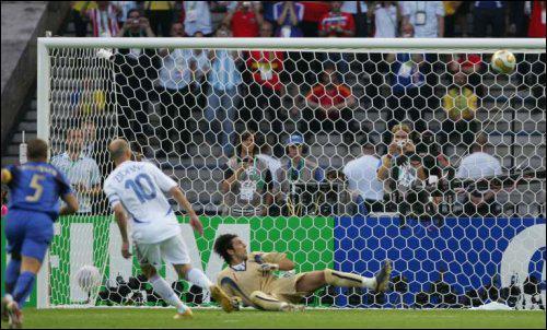 Quizz football les buts de zidane quiz football - Tous les buts de la coupe du monde 2006 ...