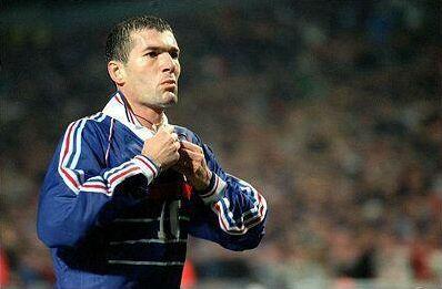 Football : Les buts de Zidane