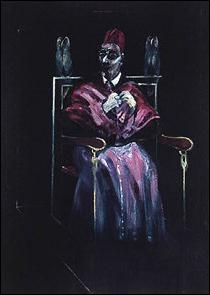 Quel peintre a réalisé 'Le pape aux hiboux' ?
