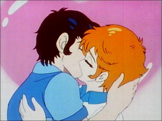 Est-ce que Jeanne et Serge s'embrassent ?