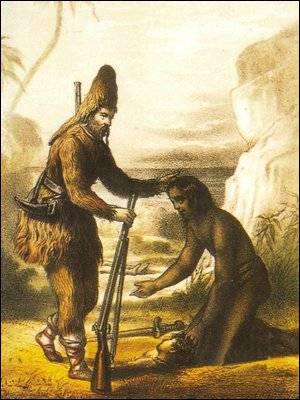 Qui était Vendredi, le compagnon de Robinson Crusoë ?