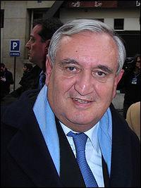 Quel est le parti de Jean-Pierre Raffarin ?