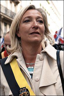 Quel est le parti de Marine Le Pen ?
