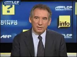 Quel est le parti de François Bayrou ?