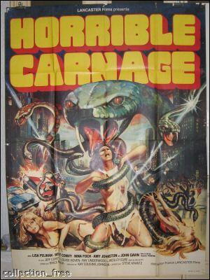 Quelle est la particularité du cinéma d'horreur des 30's ?