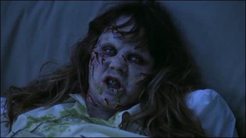 Dans l'exorciste, comment se surnomme le diable qui a possédé la fillette ?