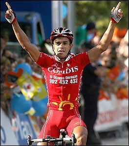 Sprinteur régulier, puncheur redoutable, ce natif de Cali est bien connu dans le peloton français, puisqu'il porte le maillot de la Cofidis depuis 2006…