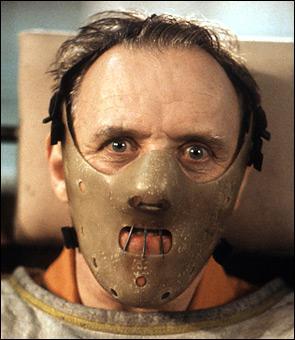Moi aussi mais de fiction , je suis Hannibal ...