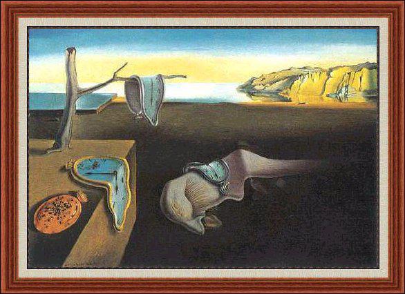 Qui a peint Persistance de la mémoire ?