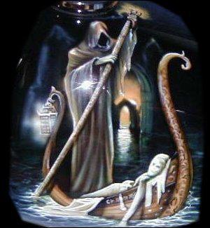 Lequel de ces fleuves N'est PAS évoqué par les auteurs antiques comme étant le fleuve de l'Enfer sur lequel Charon transportait les âmes des morts ?