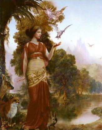 La mythologie grecque en F