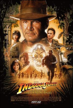 Quel acteur joue le rôle d'Henry Jones dans le film : ' Indiana Jones et le royaume du crâne de cristal ' ?