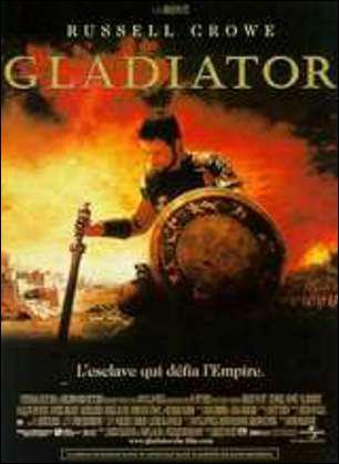 Quel acteur joue le rôle de Maximus Decimus dans le film : ' Gladiator' ?