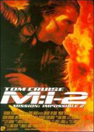 Quel acteur joue le rôle d'Ethan Hunt dans le film : ' Mission impossible II ' ?