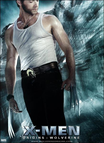 Quel acteur joue le rôle de Wolverine dans le film ' X-Men ' ?