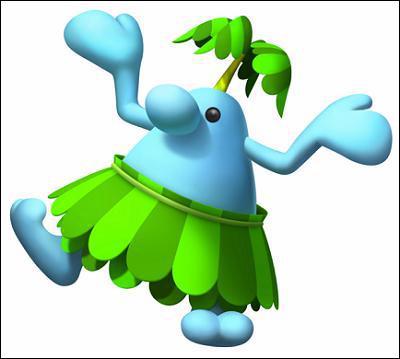 Habitant de l'île Delfino, ce gros personnage est un ...