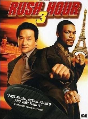 Dans le film ' Rush hour' , il est un agent du FBI aux côtés de Jackie Chan. Il s'agit de :
