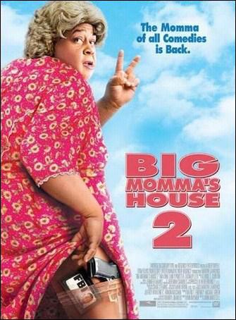Dans le film ' Big mamma' , il joue le rôle d'un agent du FBI qui se travestit en une grosse vieille dame . Il s'agit de :