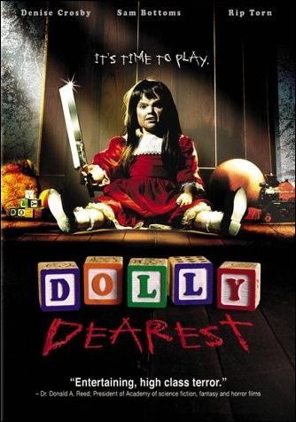La poupée Dolly est reveillé par le Sanzia, un esprit :