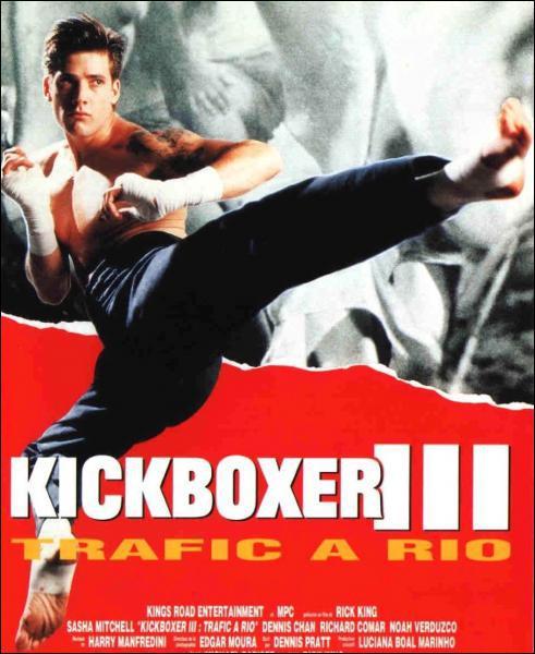 Dan Kickboxer 3, Trafic à Rio de quel trafic s'agit-il ?