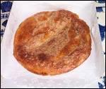 Quel gâteau est originaire de Concarneau ?