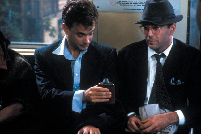 Quel est ce film où Tom hanks joue le rôle d'un avocat accusé d'un crime qu'il n'a pas commis ?