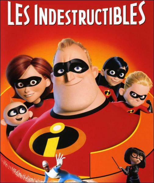 Quels studios ont produit 'Les Indestructibles' ?