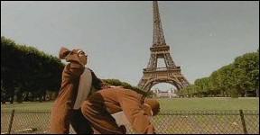 Quel clip du Bloodhound Gang fût tourné à Paris ?