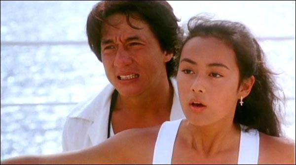 Dans le bateau où se déroule l'action de l'adaptation en film de Niki Larson, les personnages de quelle borne d'arcade prennent-ils vie ?