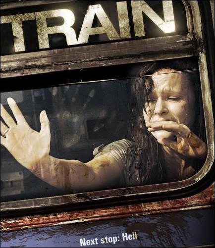 Dans le film d'horreur Train, voyage dans les pays de l'est européen une équipe de :