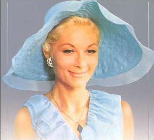 Elle a été l'épouse préférée de Louis de Funès, c'est Claude ...