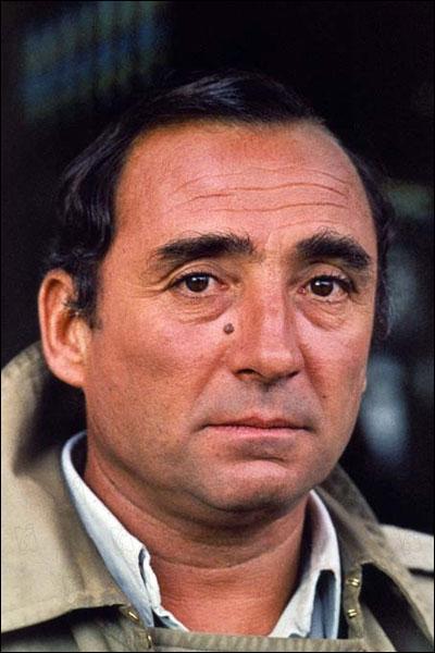 Vidocq et César du meilleur acteur pour 'La guerre des polices', et premier papa de Sophie Marceau, c'est Claude ...