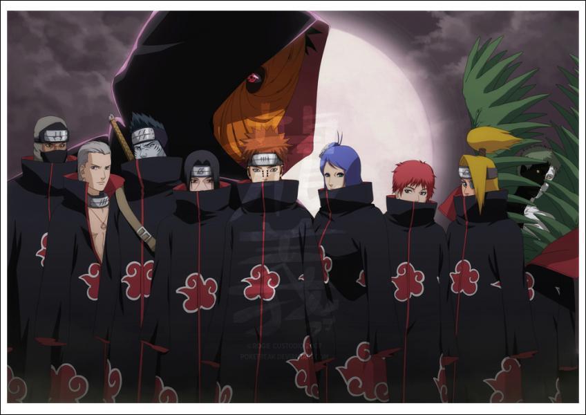 Quel membre de l'Akatsuki est le dernier à rester en vie, à part Tobi ?