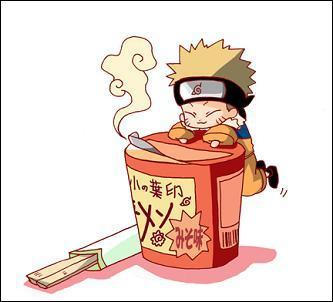 Quelle est la saveur de ramen préféré de Naruto ?