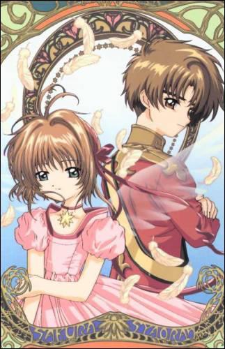 Ces deux personnages sont dans un anime magical girl (Cardcaptor Sakura), mais aussi dans un autre anime, lequel ?