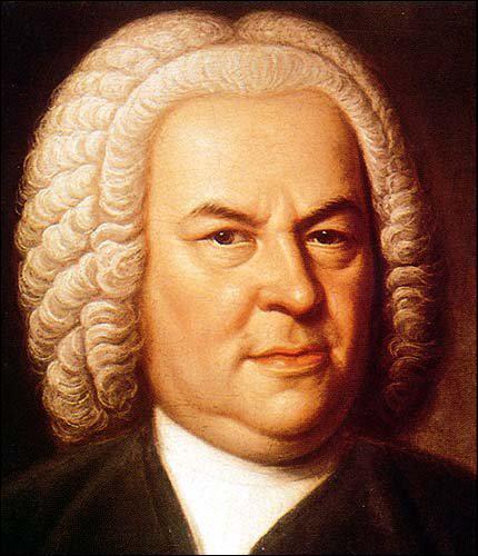 S'agit-il de JS Bach ou de Carl Philippe Emmanuel Bach ?