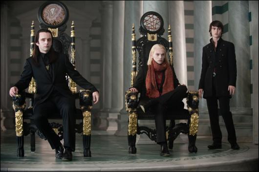 Qui est le chef des Volturi ?
