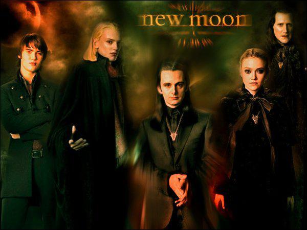 Combien sont les Volturi ?