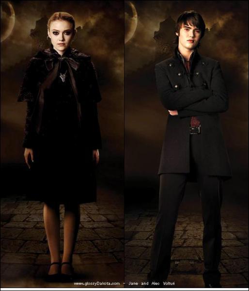 Quel lien ont Jane et Alec ?