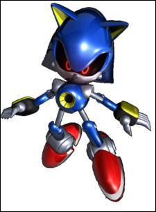 Dans quel jeu Metal Sonic devient-il Metal Madness ?