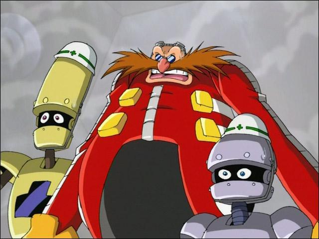 Quel a été le premier plan de Eggman ?