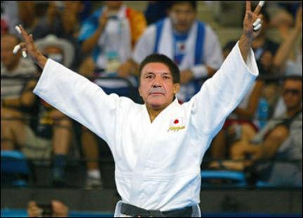 'Après le judo, le catch ! '
