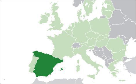 Quel est ce pays (en vert) ?
