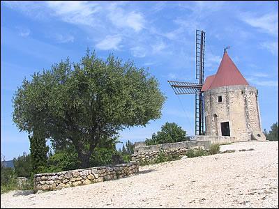 A quel écrivain a appartenu le vieux moulin de Fontvieille ?