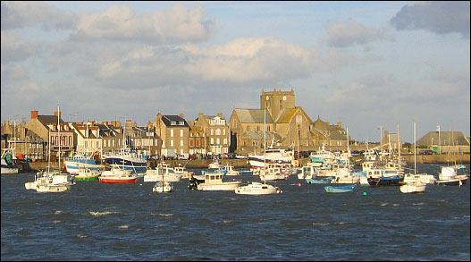 Quel est le nom de ce petit village pittoresque ?