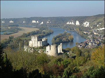 Château-Gaillard, verrou de la guerre anglo-française du XIIIe s. se trouve dans quel département ?