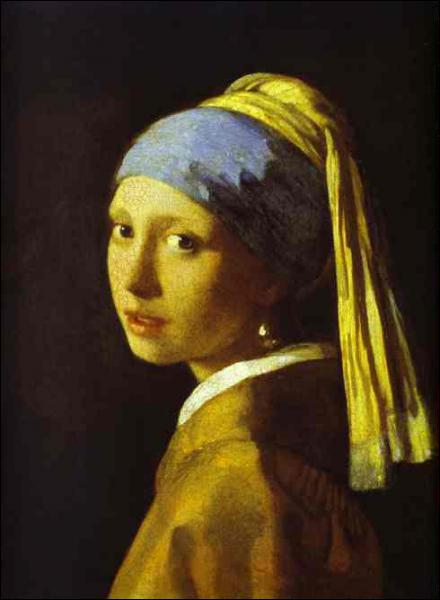 Vermeer est un peintre hollandais du