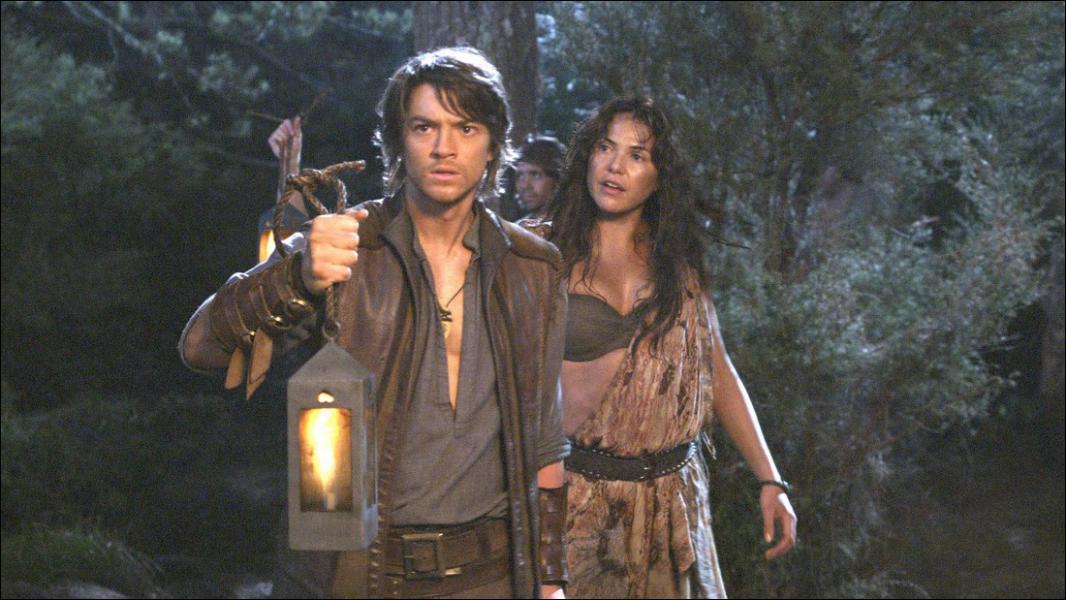 Qui Richard libère-t-il des Majendies et de quel clan vient-elle ?