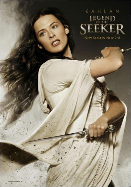 Pourquoi Kahlan se rend-elle à l'ennemi ?