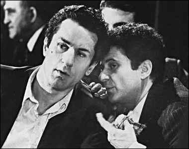 Dans quel film de Niro incarne-t-il Jack LaMotta, un boxeur ?